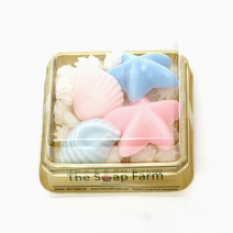Sea Shell Soap Set 2 by The Soap Farm