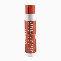 Tinted Lip Balm with Rosehip Butter in Sunkissed by Diva White