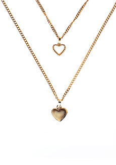 Te Amo! by Luisa Jewellery in Gold