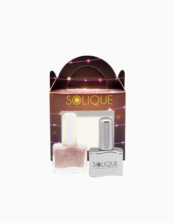 Nylon + Gel Top Coat by Solique
