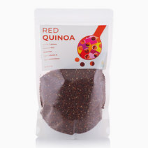 Red Quinoa (500g) by Raw Bites