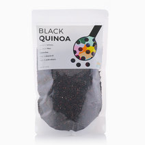 Black Quinoa (500g) by Raw Bites