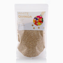 White Quinoa (500g) by Raw Bites