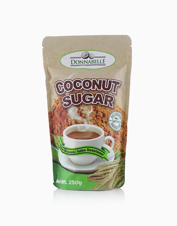 Coconut Sugar (250g) by Donnabelle