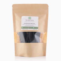 Activated Charcoal Vegan Pasta (250g) by The Ruby Pantry