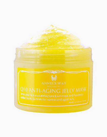 Q10 + Peony Anti-Aging Jelly Mask (250ml) by Annie's Way