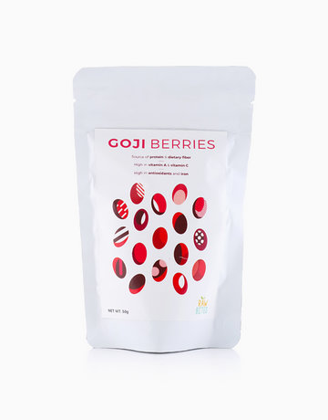 Goji Berries (50g) by Raw Bites