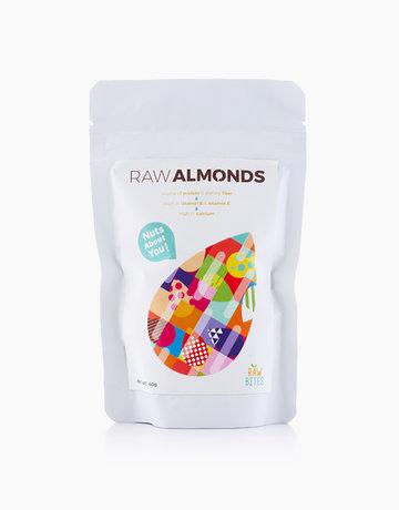 Raw Almonds (60g) by Raw Bites