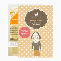 Honey + Lecithin Deep Moisturizing Jelly Mask by Annie's Way