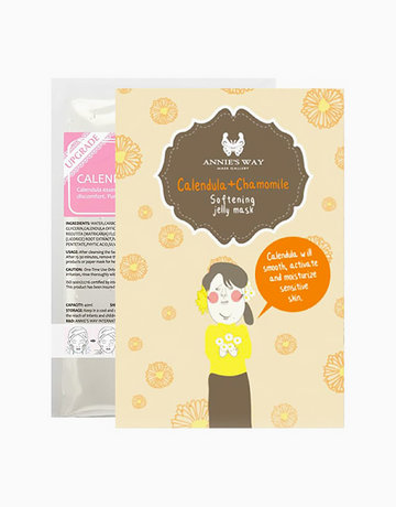 Calendula + Chamomile Softening Jelly Mask by Annie's Way