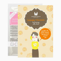 Calendula + Chamomile Softening Jelly Mask by Annie's Way