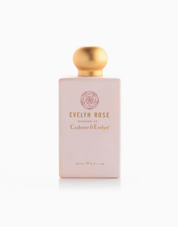 Evelyn Rose Shower Gel by Crabtree & Evelyn