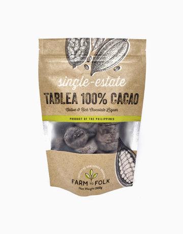 Single-Origin Tablea (100%) by Farm to Folk