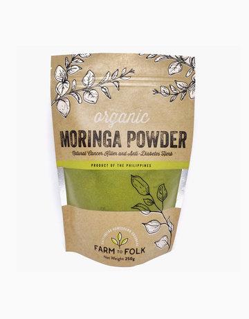 Organic Moringa Powder (250g) by Farm to Folk