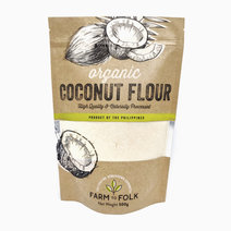 Organic Coconut Flour (500g) by Farm to Folk