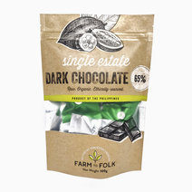 Single-Estate 65% Dark Chocolate Balls (Plain) by Farm to Folk