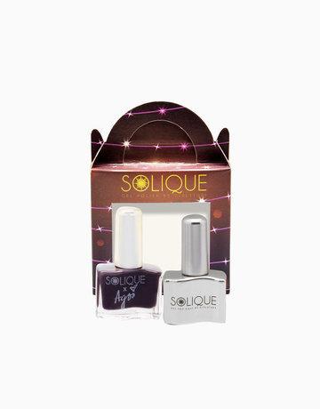 Royal + Gel Top Coat by Solique