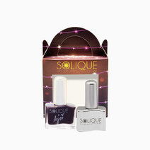 Royal + Gel Top Coat by Solique in