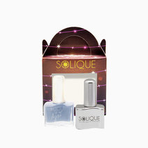 Robin + Gel Top Coat by Solique