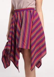 Panyo Midi by ANTHILL Fabric Gallery in Purple in S - M