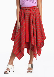 Panyo Midi by ANTHILL Fabric Gallery in Red in L - XL