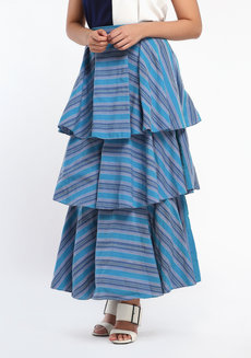 Loro Maxi by ANTHILL Fabric Gallery in Light Blue in L