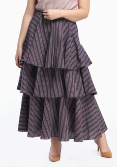 Loro Maxi by ANTHILL Fabric Gallery in Violet in L