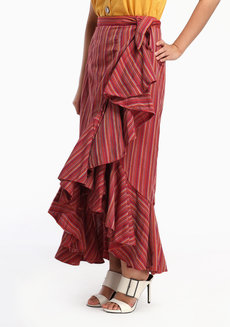 Esmeralda Maxi by ANTHILL Fabric Gallery in Pink in XL