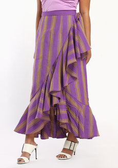 Esmeralda Maxi by ANTHILL Fabric Gallery in Violet in L