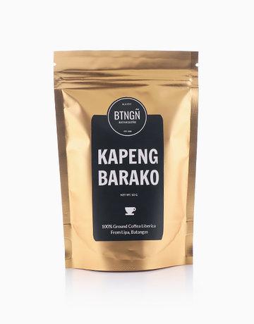 Kapeng Barako Ground (50g) by BTNGÑ