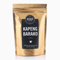 Kapeng Barako Ground (50g) by BTNGÑ
