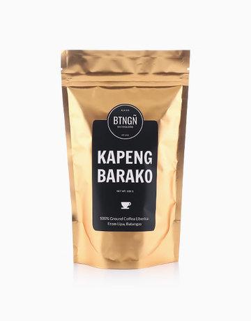 Kapeng Barako Ground (100g) by BTNGÑ