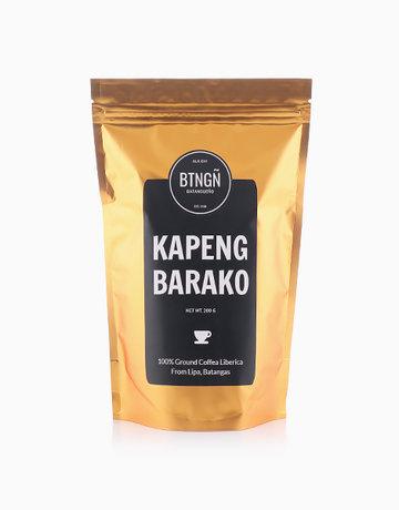 Kapeng Barako Ground (200g) by BTNGÑ