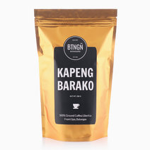 Kapeng Barako Ground (200g) by BTNGÑ
