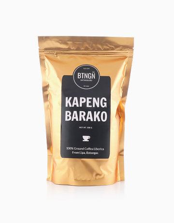 Kapeng Barako Ground (500g) by BTNGÑ