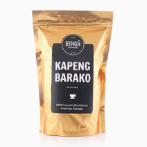 Kapeng Barako Ground (500g) by BTNGÑ