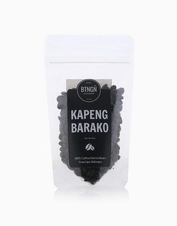 Kapeng Barako Beans (50g) by BTNGÑ