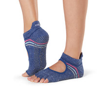 Half Toe Bellarina Grip Socks in Jockey by Toesox