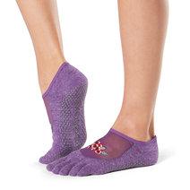Full Toe Luna Grip Socks in Myth by Toesox