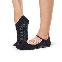 Full Toe Luna Grip Socks in Thrill by Toesox
