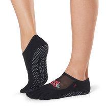 Full Toe Luna Grip Socks in Folklore by Toesox