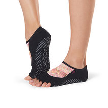 Half Toe Luna Grip Socks in Thrill by Toesox