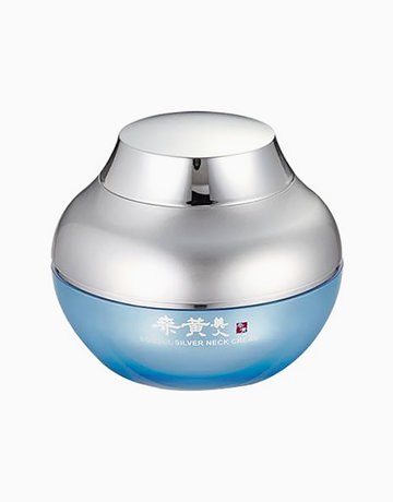 Mushroom Silver Neck Cream by Soosul