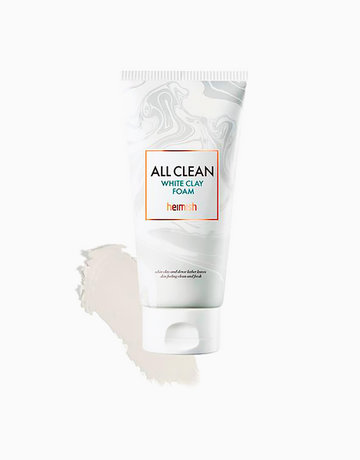 All Clean White Clay Foam by Heimish