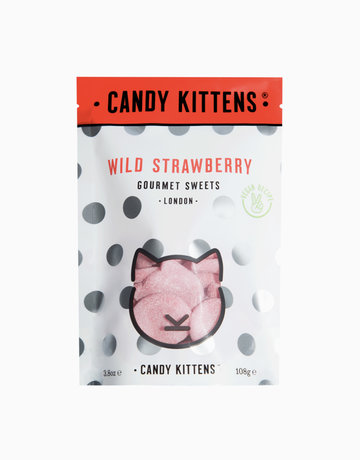 Candy Kittens Wild Strawberry (108g) by Candy Kittens