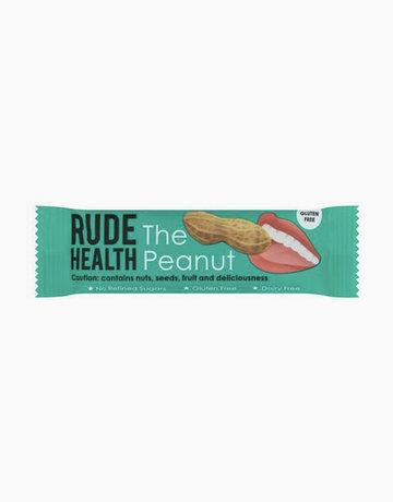 Peanut Snack Bar (35g) by Rude Health