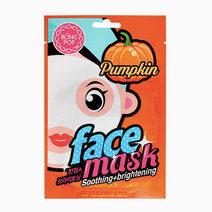Pumpkin Soothing & Brightening Face Mask by BlingPop
