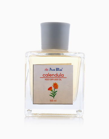 Calendula Reed Diffuser Oil (165ml) by Pure Bliss
