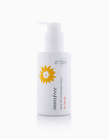 Daily UV Protection Lotion for Family SPF50+ PA+++ by Innisfree