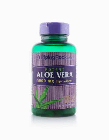 Potent Aloe Vera (150 Softgels) by Piping Rock